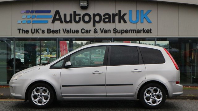USED 2008 08 FORD C-MAX 1.6 ZETEC 5d 100 BHP GREAT VALUE AT OUR LOW PRICE  *