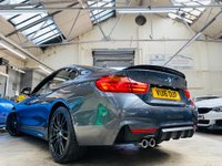 USED 2016 16 BMW 4 SERIES 3.0 430d M Sport 2dr PERFORMANCE-PACK+19S+MEMSEATS