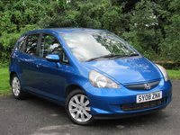 USED 2008 HONDA JAZZ 1.4 i-DSi SE 5dr ECONOMICAL RUNNING COSTS AND LOW INSURANCE MAKES THIS A GREAT FIRST CAR