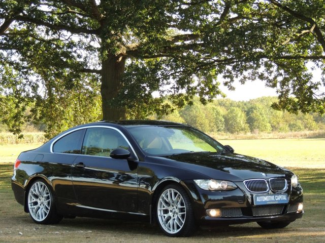2007 57 BMW 3 SERIES 3.0 335I SE 2d AUTO 302 BHP
