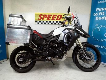 2014 BMW F 800 GS ADVENTURE F 800 GS Adventure £6995.00
