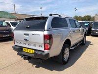 USED 2015 15 FORD RANGER 3.2 WILDTRAK 4X4 DCB TDCI AUTO 200 BHP