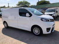 USED 2016 66 TOYOTA PROACE 1.6 L1 COMFORT 115 BHP EURO 6