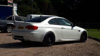 USED 2011 M BMW M3 4.0 M3 Coupe Auto 415 BHP Carbon Roof Call us for full details on 01603 542474  Last of the V8 415bhp M3 Coupe's in Pearl white with full black leather interior, carbon roof and mirrors, gloss black wheels, Sat nav, heated seats, just had brake service including disks , pads and calibres. Finance available.
