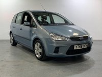 USED 2008 58 FORD C-MAX 1.6 STYLE 5d 100 BHP