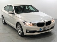 USED 2013 63 BMW 3 SERIES 2.0 320I SE GRAN TURISMO 5d AUTO 181 BHP