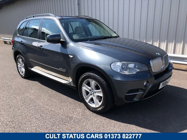 2011 61 BMW X5 3.0 XDRIVE40D SE AUTO 302 BHP 4X4 ESTATE