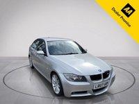 USED 2007 07 BMW 3 SERIES 2.0L 320D M SPORT 4d AUTO 161 BHP