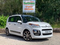 USED 2015 65 CITROEN C3 PICASSO 1.6 BLUEHDI SELECTION PICASSO 5dr Pan Roof, Cruise, 1 Owner