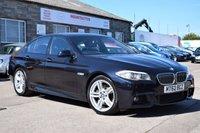 2012 BMW 5 SERIES 3.0 530D M SPORT 4d 255 BHP £8995.00
