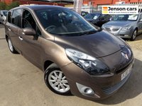 USED 2010 10 RENAULT GRAND SCENIC 1.9 PRIVILEGE TOMTOM DCI 5d 129 BHP NEW MOT, SERVICE & WARRANTY