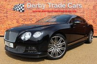 2012 BENTLEY CONTINENTAL 6.0 GT MULLINER DRIVING SPECIFICATION CARBON EDITION 567 BHP £55000.00