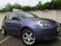 2006 FORD FIESTA 1.2 STYLE 16V 3d 78 BHP £SOLD
