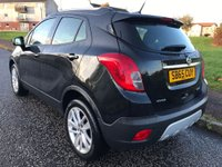 USED 2015 65 VAUXHALL MOKKA 1.6 CDTi Exclusiv 4x4 (s/s) 5dr 1 Owner ! F/S/H ! 64 MPG !