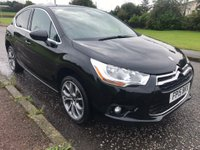 USED 2015 15 CITROEN DS4 1.6 e-HDi DStyle 5dr (Nav) 2 Owners ! £30 Tax ! F/S/H !