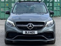 USED 2017 11 MERCEDES-BENZ GLE-CLASS 5.5 GLE63 V8 AMG S (Premium) SpdS+7GT 4MATIC (s/s) 5dr FMSH/PanRoof/Keyless/360View