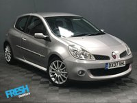 USED 2007 07 RENAULT CLIO 2.0 RENAULTSPORT * 0% Deposit Finance Available