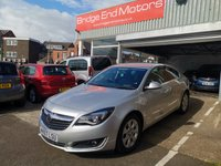 USED 2017 67 VAUXHALL INSIGNIA 1.6 SRI NAV CDTI S/S 5d 134 BHP ONLY 9396 MILES FROM NEW, CHEAP TO RUN, LOW CO2 EMISSIONS (109G/KM), LOW ROAD TAX AND EXCELLENT FUEL ECONOMY!! GOOD SPECIFICATION INCLUDING PARKING SENSORS, AIR CONDITIONING,PRIVACY GLASS, NAVIGATION SYSTEM AND ALLOY WHEELS, MEETS ALL LARGE CITY EMISSION STANDARD