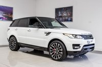 USED 2013 LAND ROVER RANGE ROVER SPORT 3.0 SDV6 HSE DYNAMIC 5d AUTO 291 BHP Full Service History - AUGUST 20 MOT - SAT NAV - BLUETOOTH - FRONT & REAR HEATED SEATS & MORE