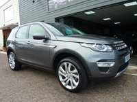 2016 LAND ROVER DISCOVERY SPORT 2.0 TD4 HSE LUXURY 5d AUTO 180 BHP £SOLD