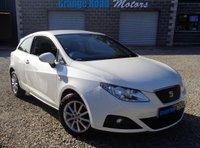 2011 SEAT IBIZA 1.2 CR TDI ECOMOTIVE SE COPA 3d 74 BHP £4150.00