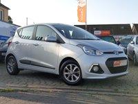2015 HYUNDAI I10 1.0 PREMIUM 5d 65 BHP £5695.00