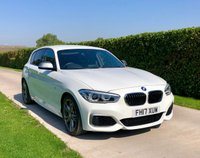 2017 BMW 1 SERIES 3.0 M140I 5d AUTO 335 BHP, INCREDIBLE CAR, SAT NAVE, HEATED BLACK LEATHER, BLUETOOTH £19495.00
