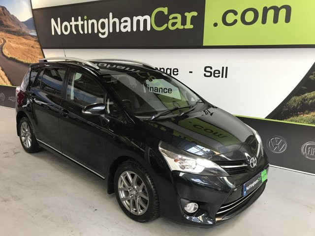 USED 2014 63 TOYOTA VERSO 2.0 EXCEL D-4D 5d 122 BHP