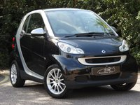 USED 2009 09 SMART FORTWO 1.0 PASSION MHD 2d AUTO 71 BHP ONLY 38K FMBSH DRIVES SUPERB