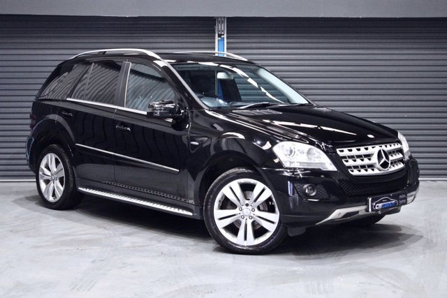 Mercedes Benz M Class Ml350 Cdi Blueefficiency Sport 9 975