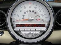 USED 2010 10 MINI CONVERTIBLE 1.6 COOPER 2d 120 BHP FSH, BLUETOOTH, USB INPUT
