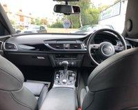 USED 2013 63 AUDI A6 2.0 TDI BLACK EDITION 4d AUTO 175 BHP