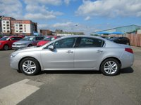 USED 2012 62 PEUGEOT 508 2.0 HDI ACTIVE 4d 140 BHP