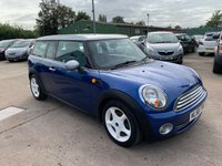 USED 2008 58 MINI CLUBMAN 1.6 COOPER 5d 118 BHP FREE 12 MONTH AA ROADSIDE RECOVERY INCLUDED