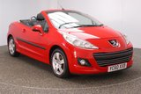 USED 2010 60 PEUGEOT 207 1.6 CC SPORT 2DR 120 BHP BLUETOOTH + AIR CONDITIONING + RADIO/CD/AUX/USB + ELECTRIC WINDOWS + ELECTRIC/HEATED MIRRORS + 16 INCH ALLOY WHEELS