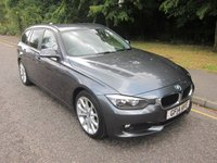 2014 BMW 3 SERIES 2.0 318D SE TOURING 5d 141 BHP £10500.00