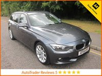USED 2014 11 BMW 3 SERIES 2.0 318D SE TOURING 5d 141 BHP Fantastic Low Mileage One  Lady Owned  BMW 318 Diesel SE Estate Car with , Climate Control, Cruise Control, Alloy Wheels and BMW Service History