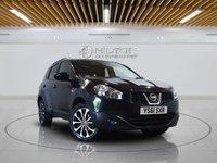 USED 2012 61 NISSAN QASHQAI 2.0 N-TEC PLUS 5d AUTO 140 BHP
