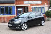 USED 2014 64 VAUXHALL CORSA 1.4 SXI AC 5d 98 BHP FULL SERVICE HISTORY! IDEAL FIRST CAR!