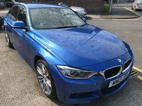 USED 2013 13 BMW 3 SERIES 2.0 320I XDRIVE M SPORT 4d AUTO 181 BHP