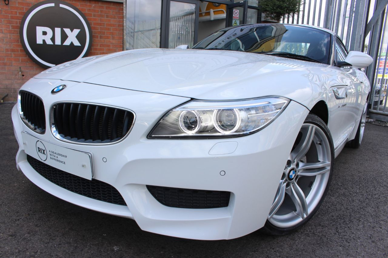 Used BMW Z4 for sale