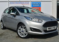 USED 2014 63 FORD FIESTA 1.5 ZETEC TDCI 5d Family Hatchback **FULL SERVICE HISTORY**