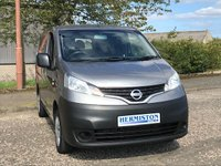 USED 2014 64 NISSAN NV200 1.5 DCI ACENTA 1d 90 BHP