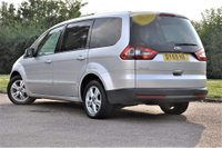 USED 2009 59 FORD GALAXY 2.0 TDCi Zetec 5dr 12 MONTHS MOT+PX TO CLEAR