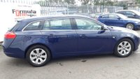 USED 2012 62 VAUXHALL INSIGNIA 2.0 CDTi ecoFLEX 16v Tech Line (s/s) 5dr 2 OWNERS+1 YEARS MOT+VALUE CAR