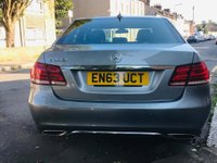USED 2013 63 MERCEDES-BENZ E CLASS 2.0 E200 SE 7G-Tronic Plus 4dr Satnav, Low Miles, 1 Owner