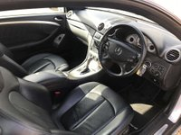 USED 2008 08 MERCEDES-BENZ CLK 2.1 CLK220 CDI Avantgarde 2dr Leather & Climate