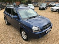 USED 2009 59 HYUNDAI TUCSON 2.0 CRTD Style 2WD 5dr Excellent Value For Money