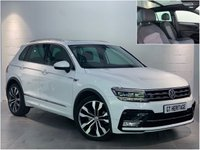USED 2016 16 VOLKSWAGEN TIGUAN 2.0 R LINE TDI BMT 4MOTION [HUGE SPEC] [PAN]