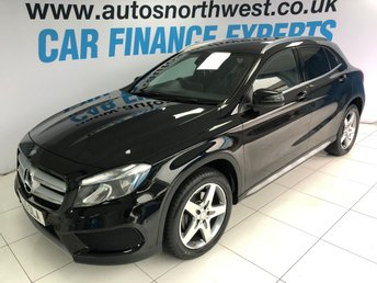 2016 MERCEDES-BENZ GLA-CLASS 2.1 GLA 220 D 4MATIC AMG LINE EXECUTIVE 5d AUTO 174 BHP £16000.00